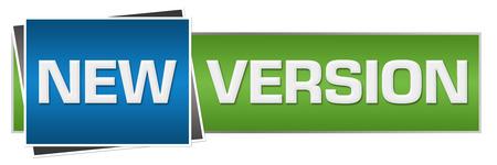 version: New Version Green Blue Horizontal