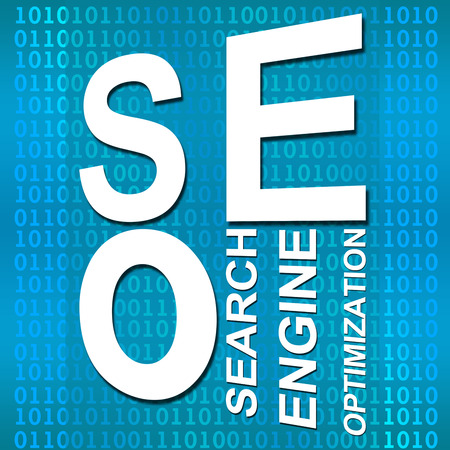 binary background: SEO Binary Background