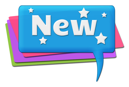 comments: New Colorful Comments Symbols Stock Photo