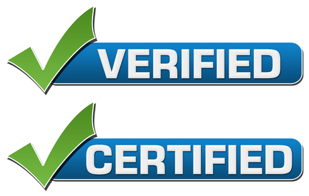 verified: Certified Verified Labels