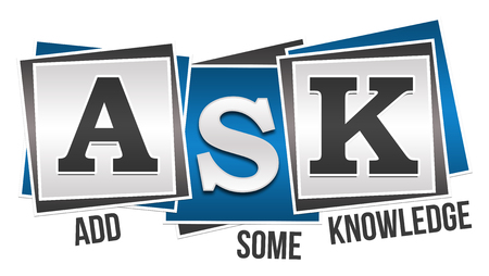 ask: Ask Formula Blue Grey Squares