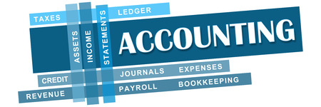 keywords: Accounting Blue Stripes Keywords