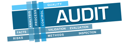 keywords: Audit Blue Stripes Keywords