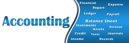 keywords: Accounting With Keywords Horizontal
