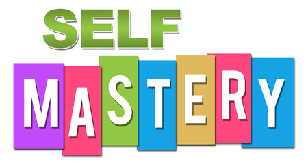 mastery: Self Mastery Professional Colorful