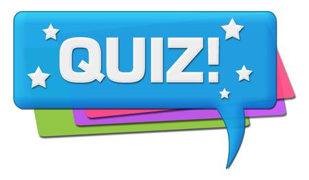 quiz: Quiz Colorful Comment Symbols