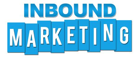 outbound: Inbound Marketing Blue Stripes
