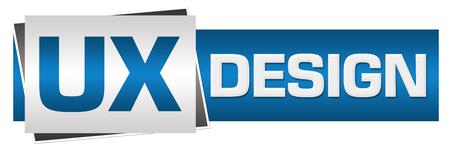 interactions: UX Design Blue Grey Horizontal