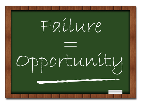 equals: Failure Equals Opportunity Classroom Board