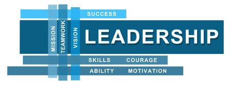 keywords: Leadership Blue Stripes Keywords