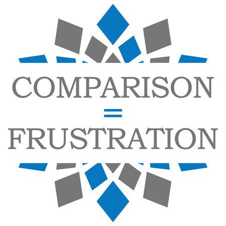 blue grey: Comparison  Equals Frustration Blue Grey Elements Square