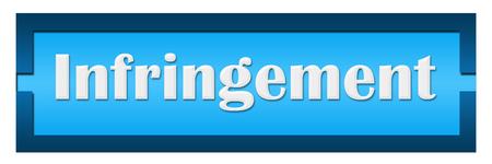 infringement: Infringement Blue Shaded Blocks