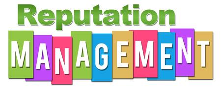 reputation: Reputation Management Professional Colorful