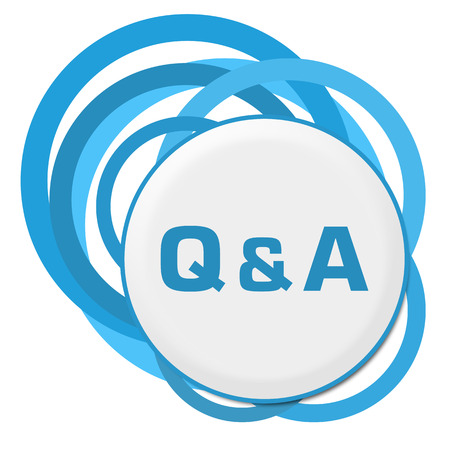 inquire: Q And A Random Blue Rings