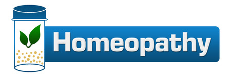 homeopathy: Homeopathy Medicine Bottle
