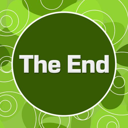 storyteller: The End Random Green Rings Circle