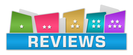 reviews: Reviews Stars On Top Colorful