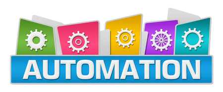 sprockets: Automation With Colorful Gears On Top