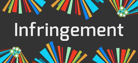 infringement: Infringement Dark Colorful Elements