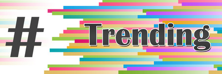 Trending Colorful Lines Horizontal