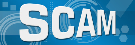 deceiving: Scam Blue Technical Background