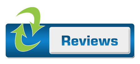 reviews: Reviews Button Style With Symbol