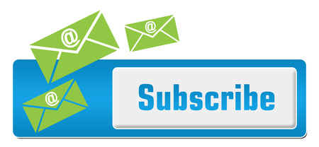 joining services: Subscribe Button Style With Symbol