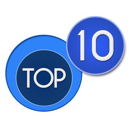 top ten: Top Ten Blue Circles