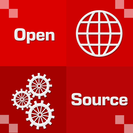 open source: Open Source Red Four Blocks