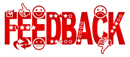 tickbox: Feedback Text With Rating Symbols