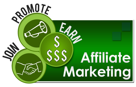 affiliate: Affiliate Marketing Three Green Circles