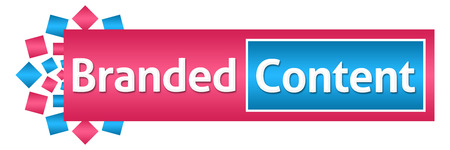 branded: Branded Content Pink Blue Horizontal