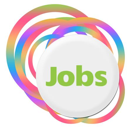Jobs Colorful Random Rings