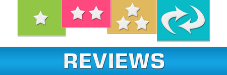 reviews: Reviews Colorful Stripes On Top
