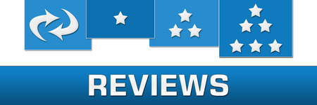 reviews: Reviews Blue Stripes On Top
