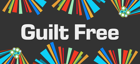 Guilt Free Dark Colorful Elements