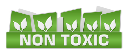 non toxic: Non Toxic Green Leaves On Top