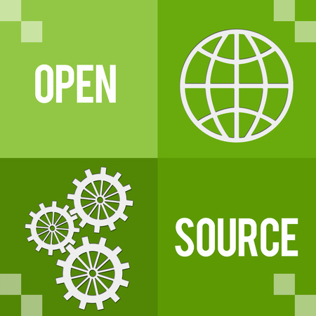 Open Source Green Four Blocks