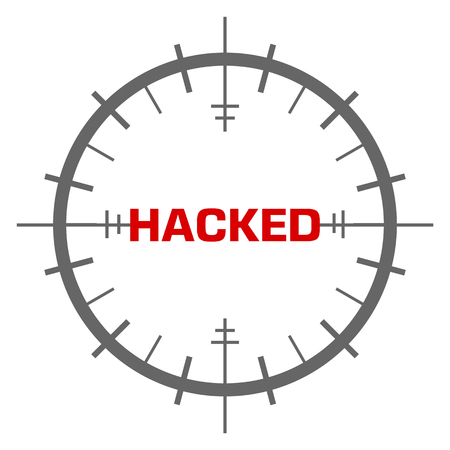 hacked: Hacked Inside Target Sign