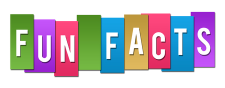 Fun Facts Colorful Stripes