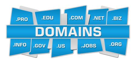 domains: Domains Up Down Blue Squares