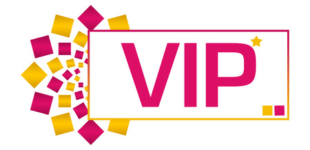 members only: VIP Pink Gold Circular Bar