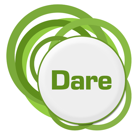 dare: Dare Random Green Rings
