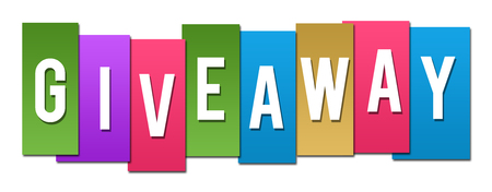 Giveaway Colorful Stripes