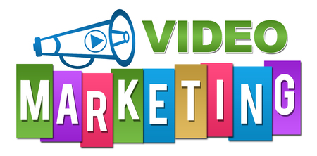Video Marketing Professional Colorful
