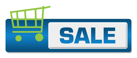 Sale Button Style With Symbol