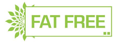 Fat Free Leaves Circular Bar