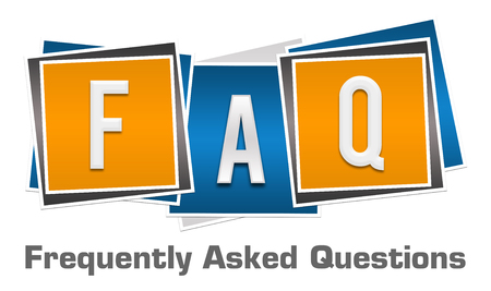 FAQ - Frequently Asked Questions Blue Orange Squares