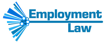 Employment Law Blue Graphical Bar