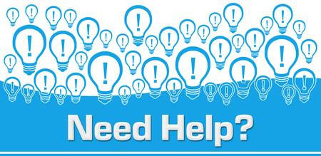 Need Help Blue Background Bulbs On Top